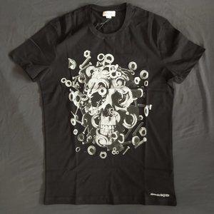 Alexander Mcquenn Men Tshirt Black Color